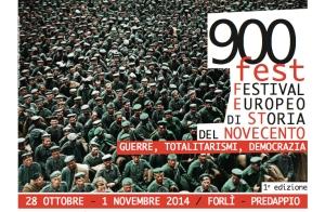 EDIZIONE 2014 - GUERRE, TOTALITARISMI, DEMOCRAZIA